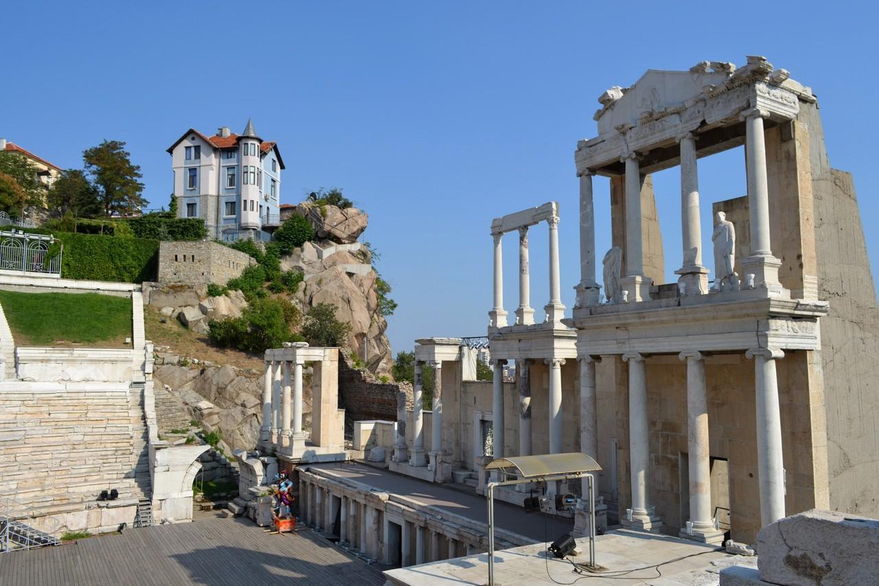 Картинки по запросу римские термы болгария