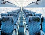 Интерьер Bombardier CRJ-700