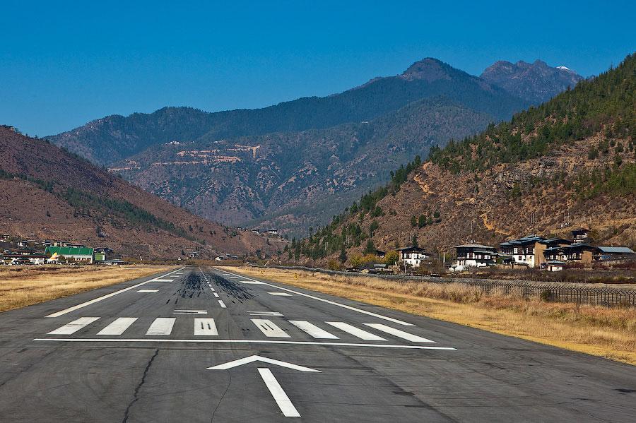 аэропорт паро фото